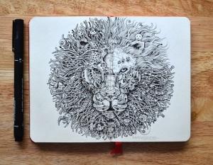 kerby-rosanes-doodle-art-E