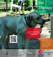 Corso di formazione per Operatori e Conduttori in Pet Therapy