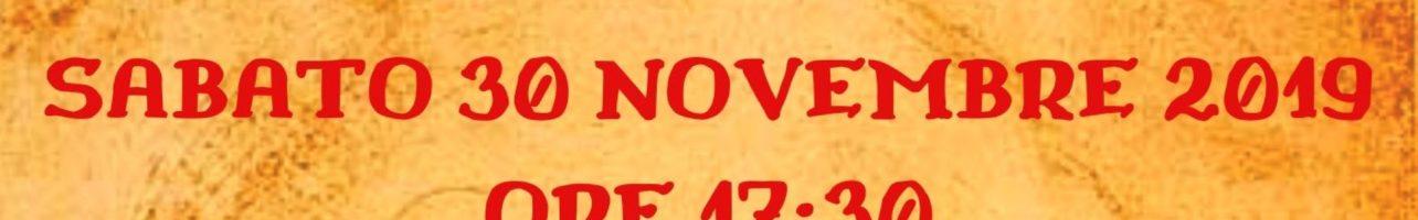 SABATO 30 NOVEMBRE ORE 17:30 MICHELE NERI DARA' VOCE ALLE FAVOLE DI LEONARDO