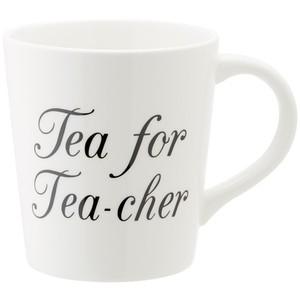 Tea for teachers