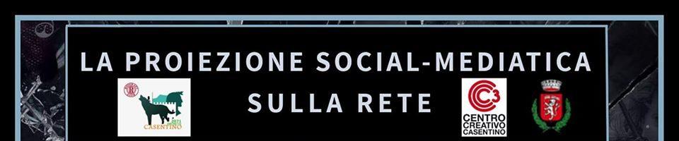 SABATO 8 FEBBRAIO 2020 – LA PROIEZIONE SOCIAL-MEDIATICA SULLA RETE